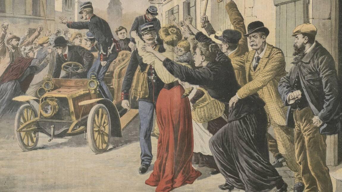"""Les infanticides de Jeanne Weber, """"l'ogresse de la Goutte d'Or"""", vus par la presse de l'époque"""
