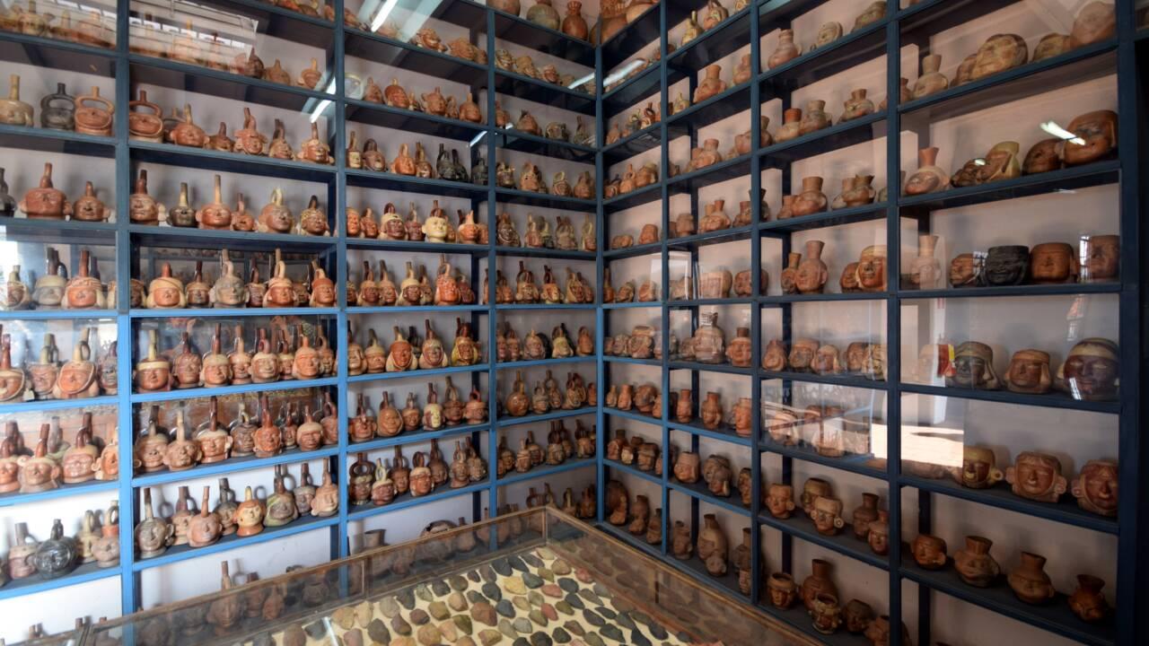Archéologie: y a-t-il des faux dans les musées ?
