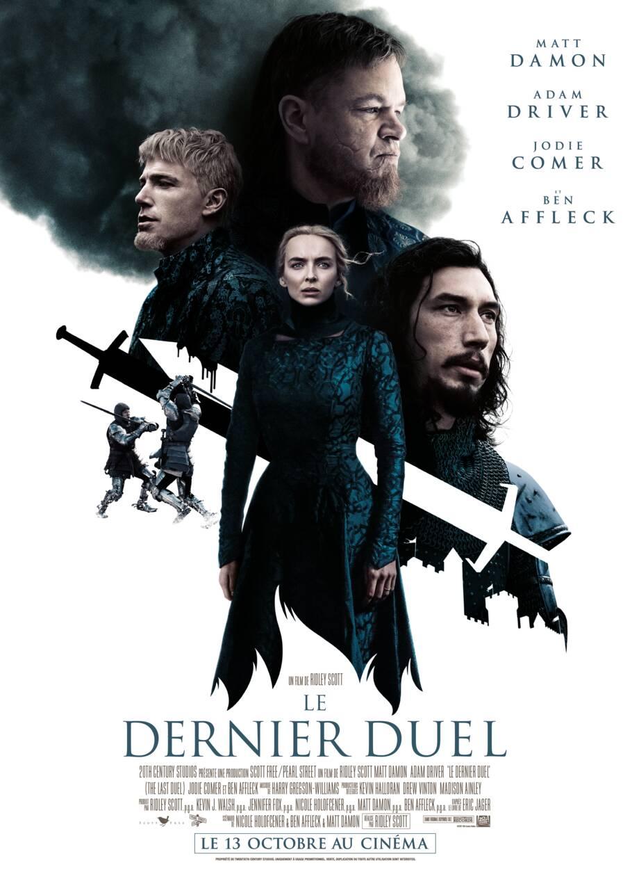 """L'histoire vraie de Jean de Carrouges et Jacques Legris, héros du film """"Le dernier Duel"""" de Ridley Scott"""