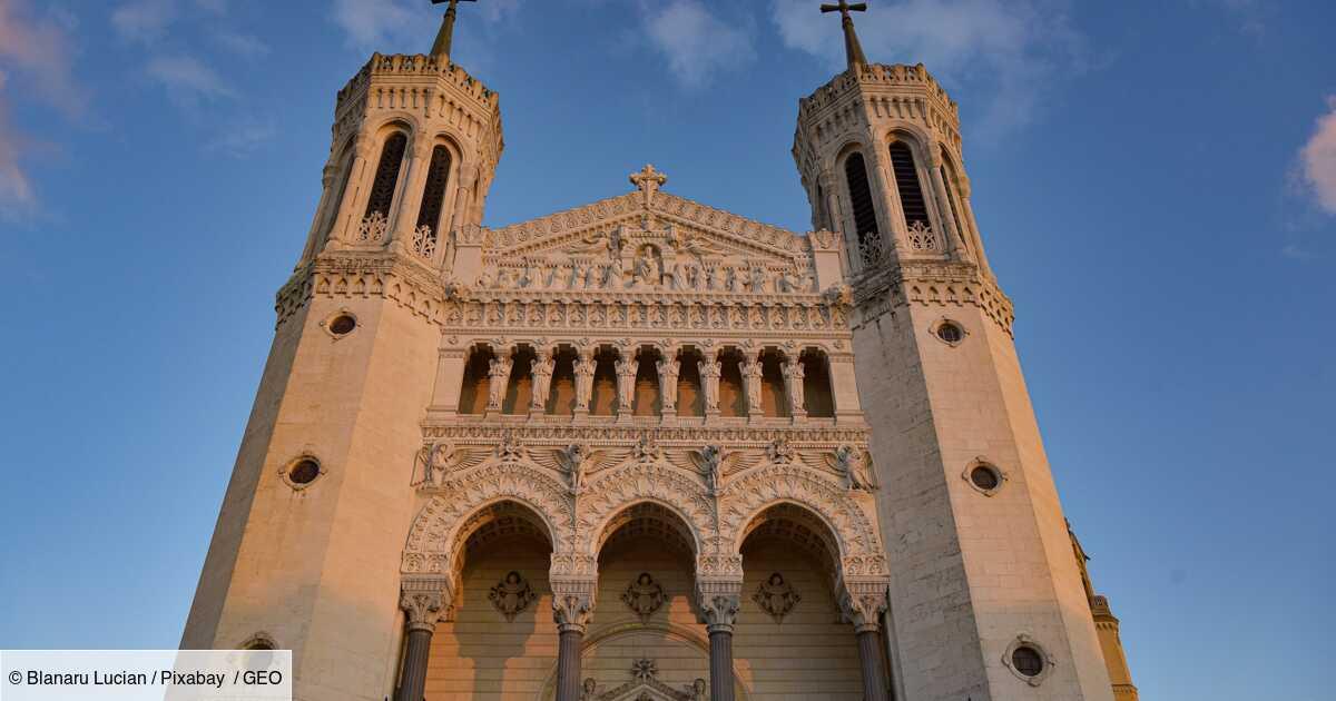La cathédrale de Lyon sublimée par un spectacle son et lumière sur les premiers Chrétiens