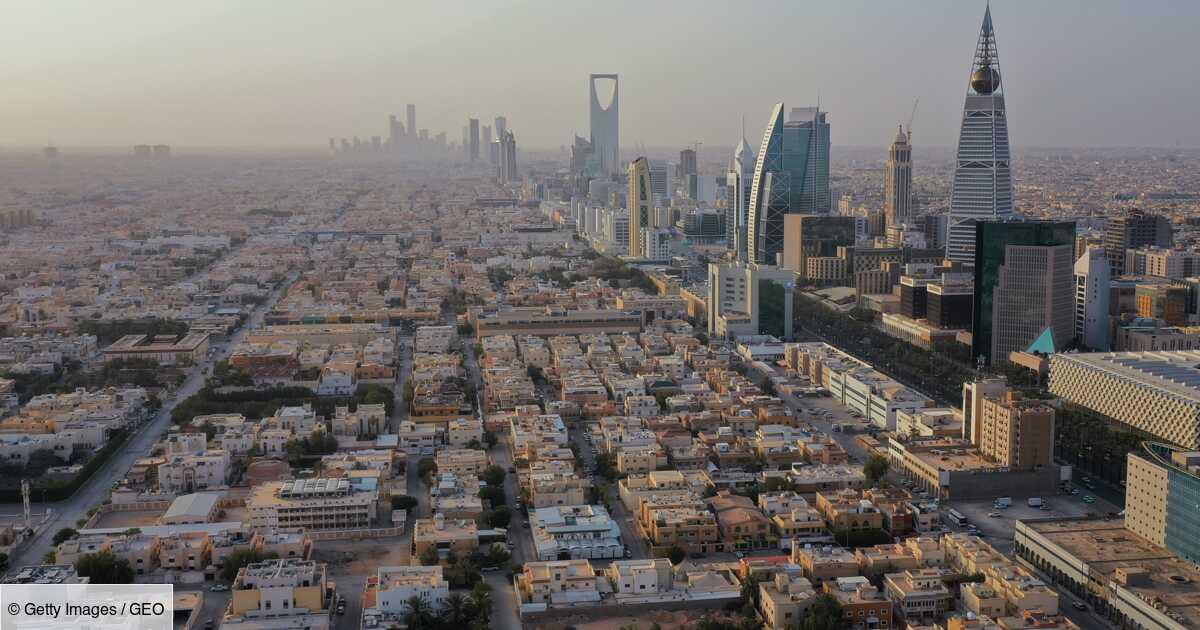 L'Arabie Saoudite veut reconvertir une plateforme pétrolière en immense parc d'attractions