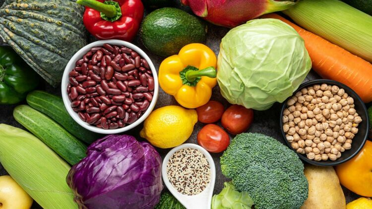 Alimentation nutritive
