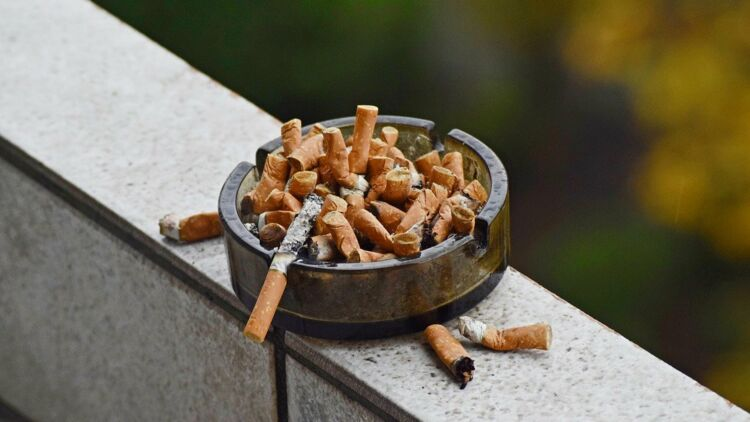 Hausse du tabagisme 2020