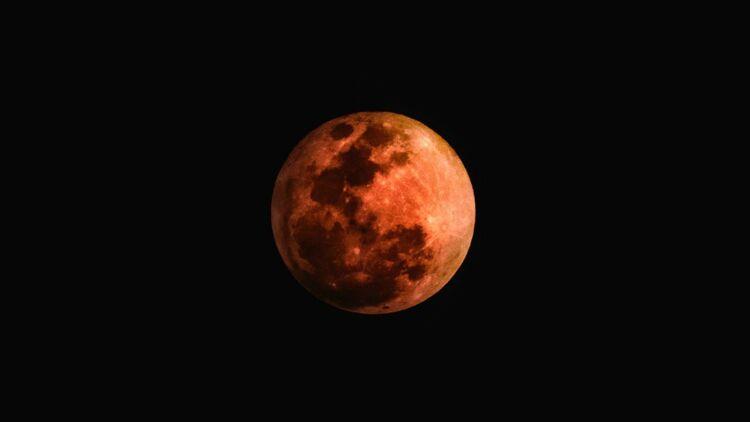 Super Lune de sang