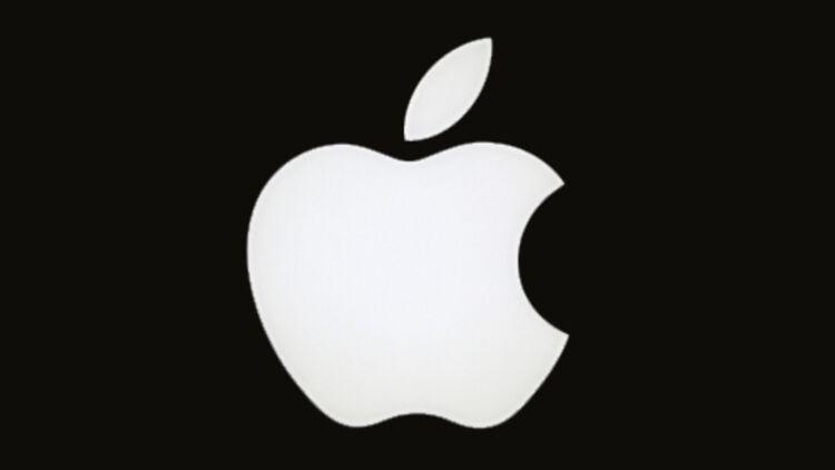Depuis 1977, Apple utilise la pomme croquée comme logo. © Apple.
