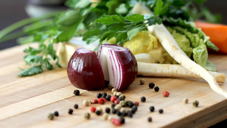 Oignons, légumes, pleurer