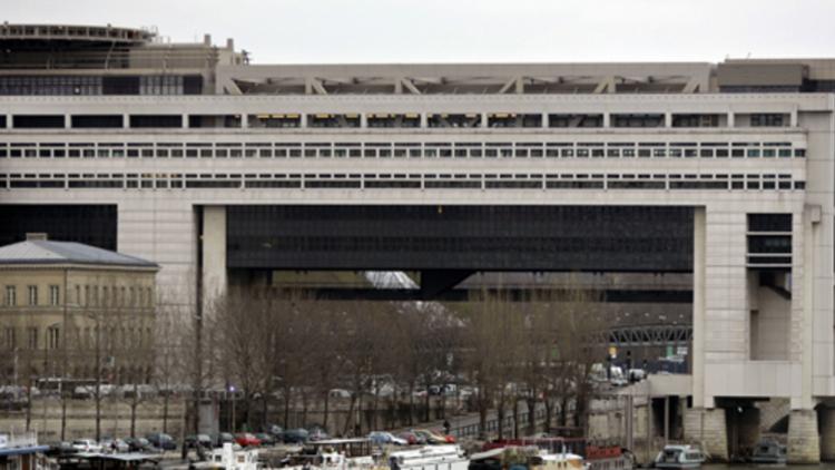 Le ministère de l'Économie, à Bercy, auquel l'APE est rattachée. © REUTERS.
