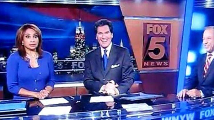 Capture d'écran d'un journal télévisé de la chaîne américaine Fox News. © Flickr / istolethetv