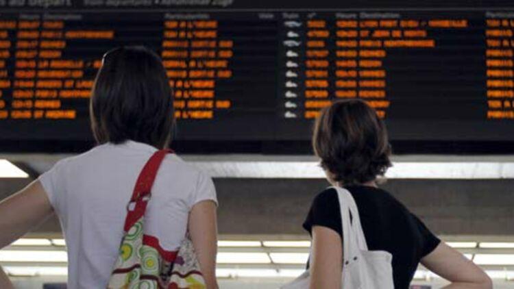 85% des horaires des trains SNCF seront modifiés à compter du 11 décembre 2011 © REUTERS.