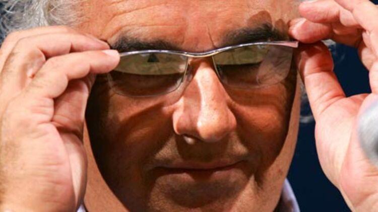 Flavio Briatore, ancien président de l'écurie de Formule 1 Renault F1 Team, est l'une des plus grosses fortunes d'Italie. © REUTERS.