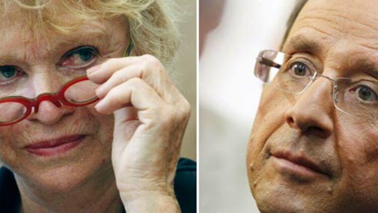 François Hollande ne sent pas tenu par l'accord signé entre les socialistes et EELV. © REUTERS.