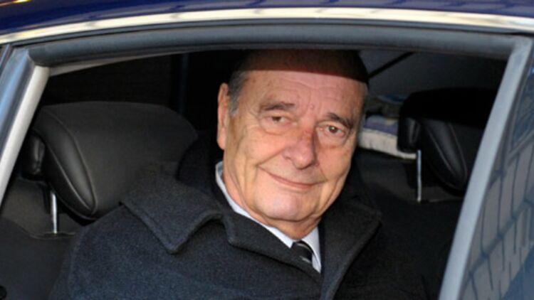 L'ancien président Jacques Chirac a été condamné le jeudi 15 décembre 2011 à deux ans de prison avec sursis. © REUTERS.