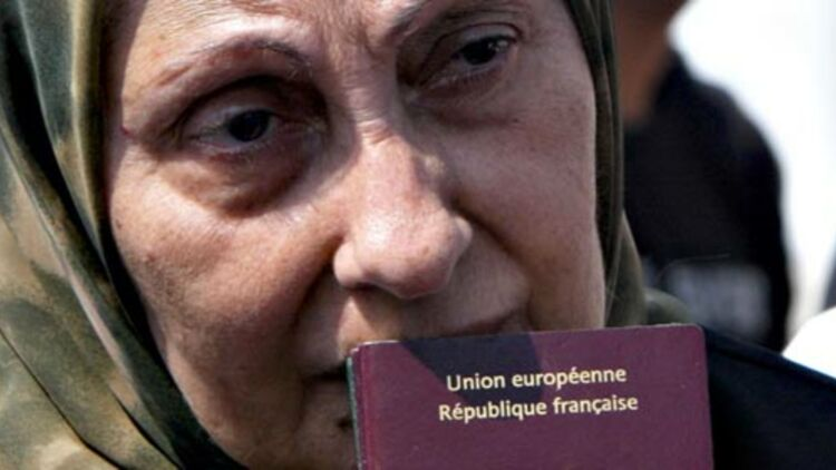 41% des immigrés présents sur le territoire français ont la nationalité française. © REUTERS.