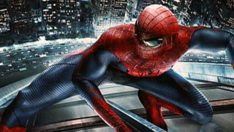 The Amazing Spider-Man, en salles le 3 juillet. © Allociné.