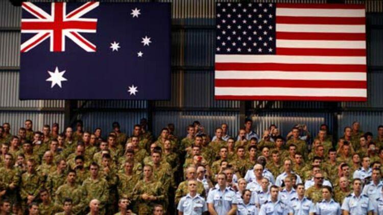 Barack Obama à la Royal Air Force Base à Darwin, en Australie du nord, 17 novembre 2011 - Crédit REUTERS