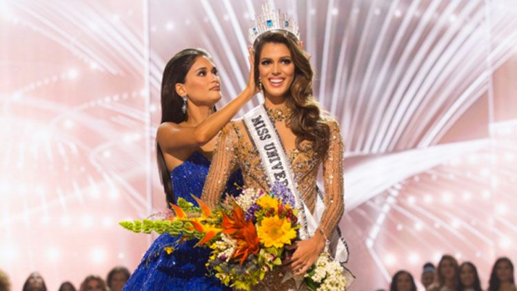 Iris Mittenaere, miss Univers, miss France