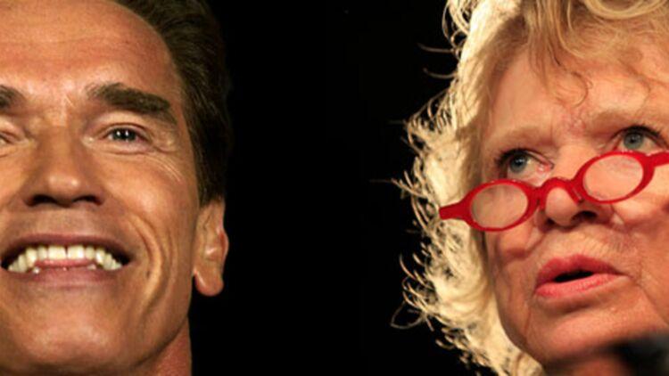 Arnold Schwartzenegger, Eva Joly - © REUTERS.