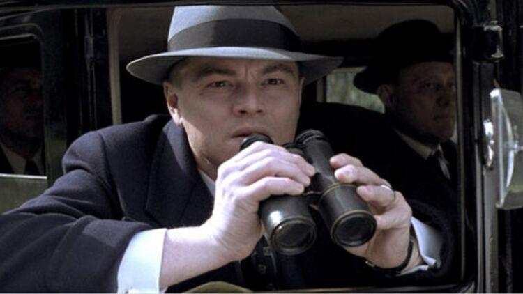 Leonardo Dicaprio incarne John Edgar Hoover, le premier directeur du FBI.