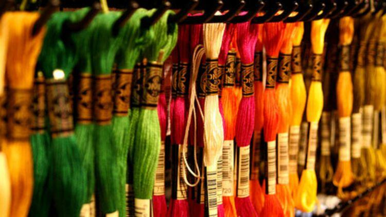 Les Français se passionnent pour la couture, la déco et le bricolage©pigilapost via flickr