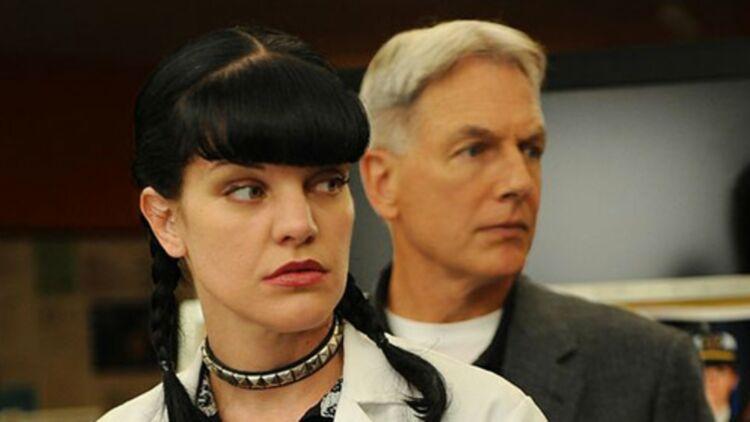 L'agent Gibbs et Abby, de la série NCIS, qui se déroule à Washington. © Allociné / CBS Paramount Network Television.