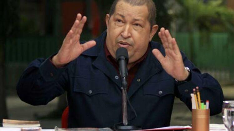 Hugo Chavez, le Président du Venezuela, accuse les États-Unis d'un complot contre les dirigeants d'Amérique latine, dont cinq ont souffert d'un cancer depuis 2009 ©REUTERS