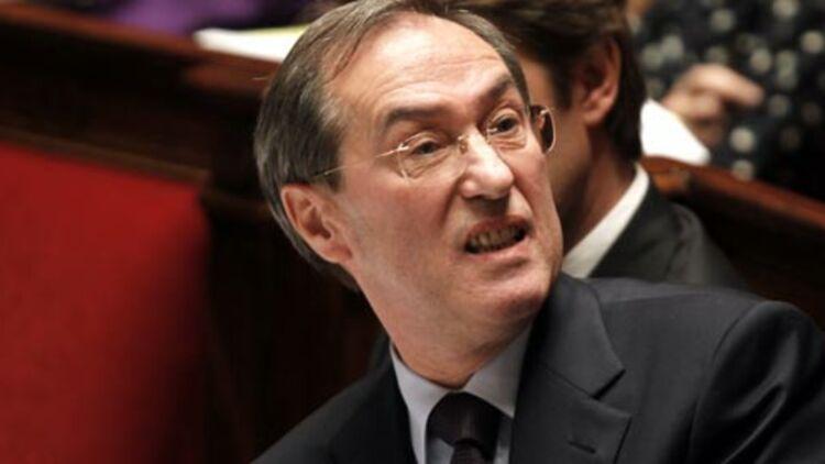 Claude Guéant, ministre de l'Intérieur, à l'origine de la circulaire du 31 mai 2011 ©REUTERS