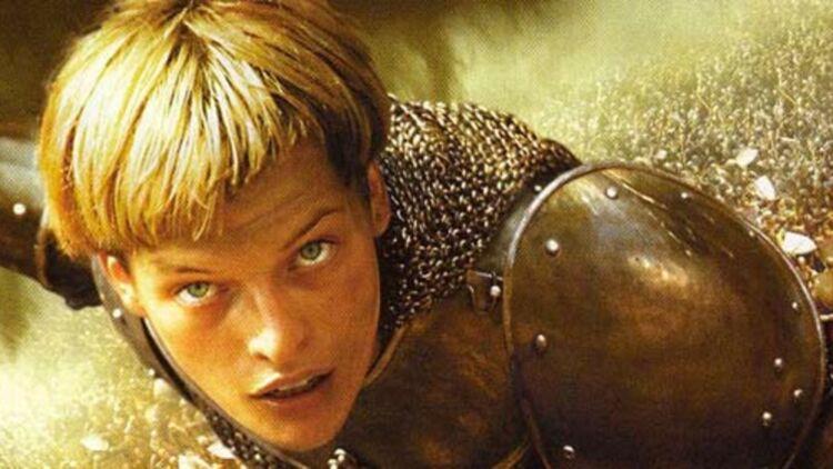 """Le film """"Jeanne d'Arc"""" de Luc Besson - 1999 ©Gaumont"""