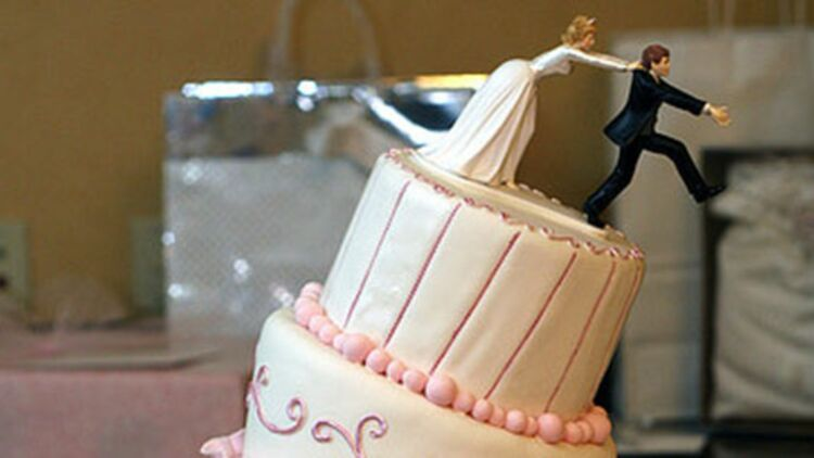 En 2011, 10 000 mariages de moins qu'en 2010 ont été célébrés. © Shelly Panzarella via Flick'r.