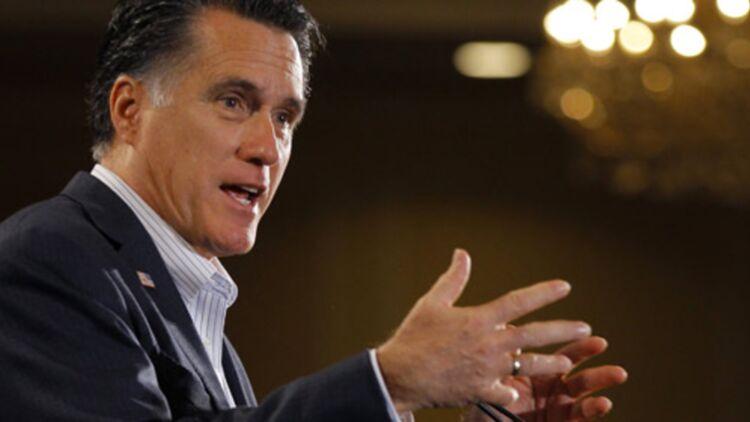 Mitt Romney, favori à la primaire républicaine américaine ©REUTERS