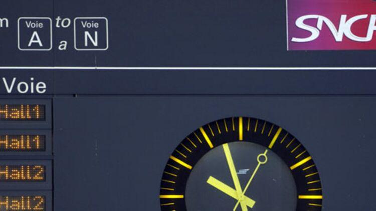 La SNCF est poursuivie environ 30 fois par an par des usagers mécontents. ® REUTERS.