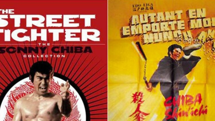 Les distributeurs de films de kung-fu n'ont pas manqué d'imagination pour traduire les titres d'origine. © Toei Co Ltd.