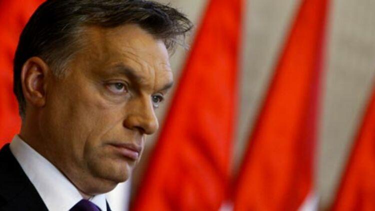 Viktor Orban, Premier ministre hongrois, à l'origine d'une nouvelle Constitution hongroise très conservatrice. © REUTERS