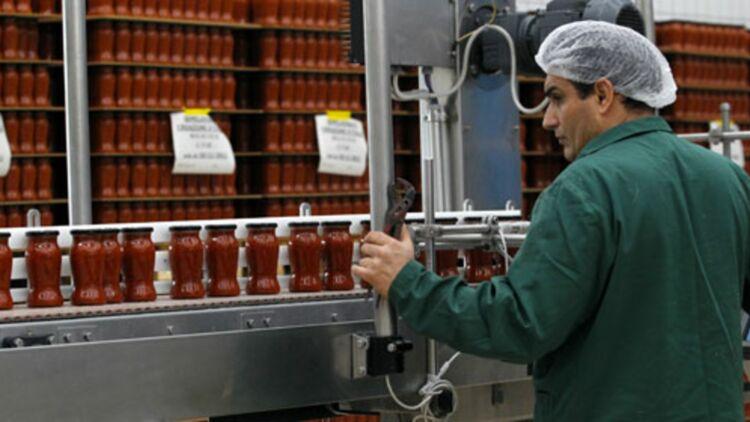 L'industrie agroalimentaire devrait bénéficier des allègements de charges accompagnant la hausse de la TVA. © REUTERS.