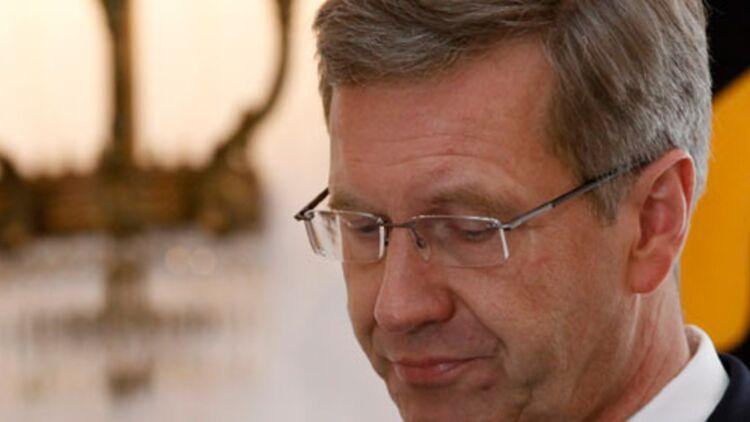 Le président allemand Christian Wulff a démissionné vendredi 17 février. © REUTERS.