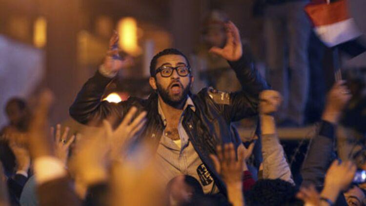 Un an après la chute de Moubarak, la rue égyptienne reste en ébullition. © REUTERS.