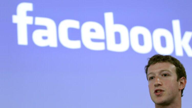 Le fondateur de Facebook, Marc Zuckerberg prépare l'introduction en bourse du réseau social ©REUTERS