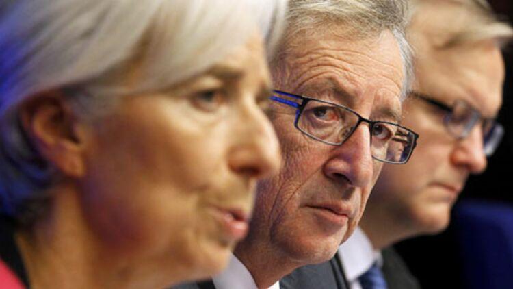 La Grèce va bénéficier d'un plan d'aide de 237 milliards d'euros @REUTERS