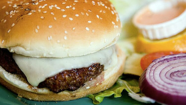 hamburger, cc flickr license by pointnshoot
