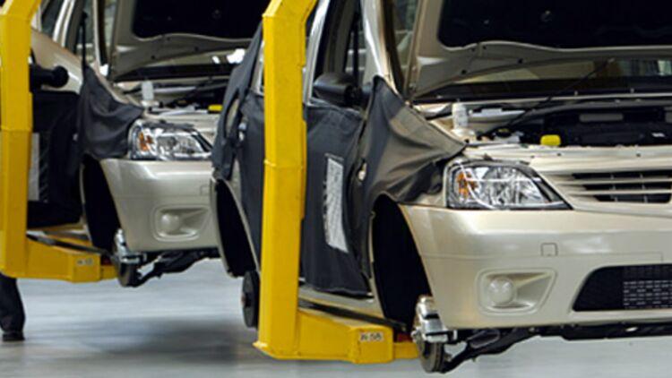 90 % des véhicules produits par Renault à Tanger devraient être exportés. © REUTERS