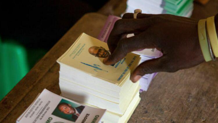 Premier tour de la présidentielle au Sénégal ©REUTERS