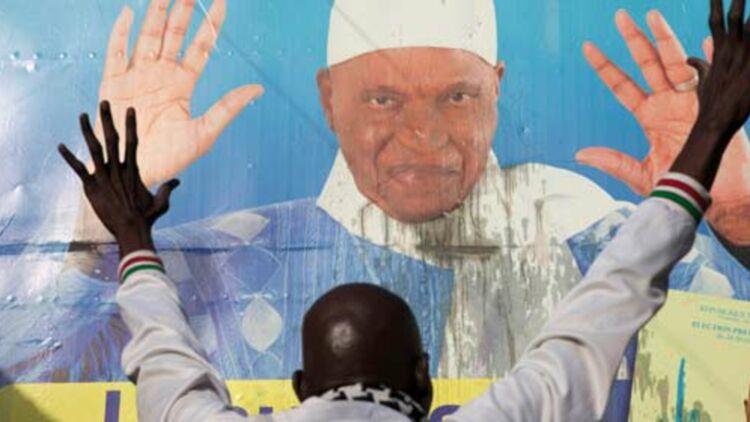Le premier tour de l'élection présidentielle sénégalaise aura lieu dimanche 26 février. © REUTERS.