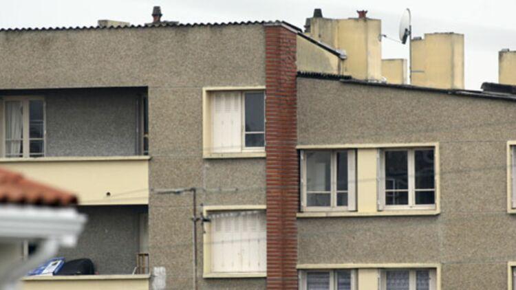 """Selon les médias, Mohammed Merah, retranché dans son appartement rue Vigné à Toulouse, est un """"forcené"""". © REUTERS."""