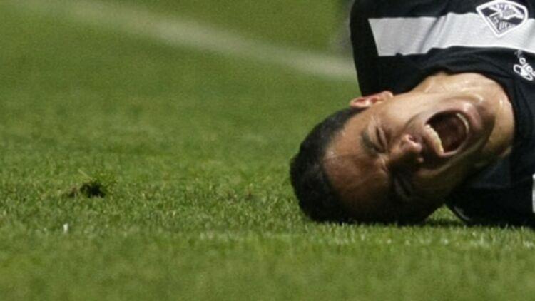 Chez les sportifs, la douleur se transforme en plaisir. © REUTERS.