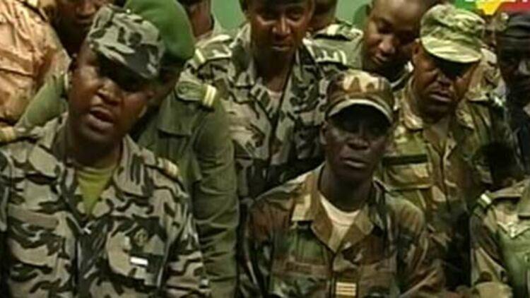 Un putsch militaire a renversé le président Toumani Touré jeudi 22 mars. © REUTERS.