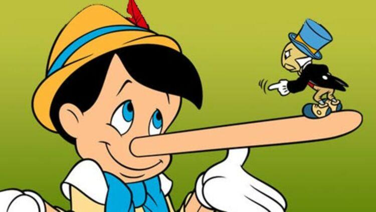 Pinocchio, image via Walt Disney © Allociné