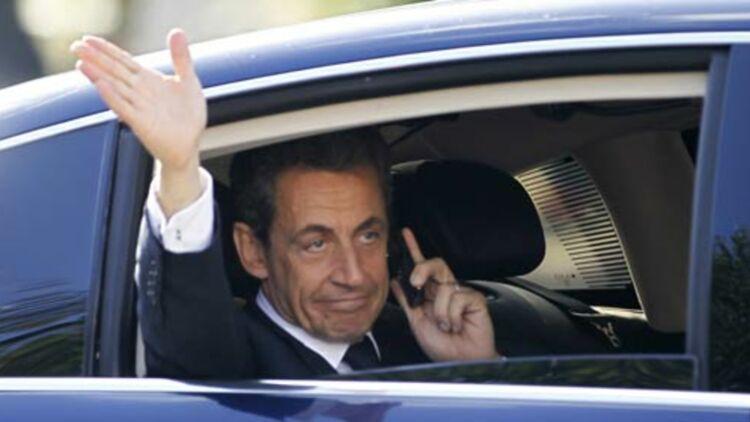 La déclaration de patrimoine de Nicolas Sarkozy vient d'être publiée au Journal officiel. © REUTERS