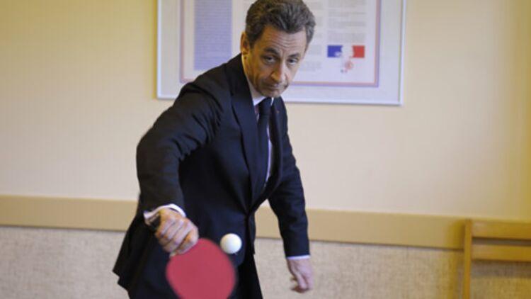 En 2007, deux fois plus de personnalités du sport s'étaient ralliées à Nicolas Sarkozy qu'à Ségolène Royal. ©REUTERS.