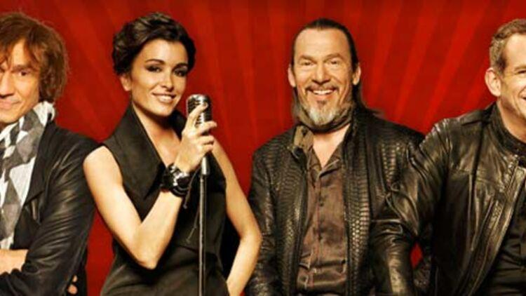 Nicolas Sarkozy et Carla Bruni apprécieraient beaucoup l'émission The Voice. © TF1