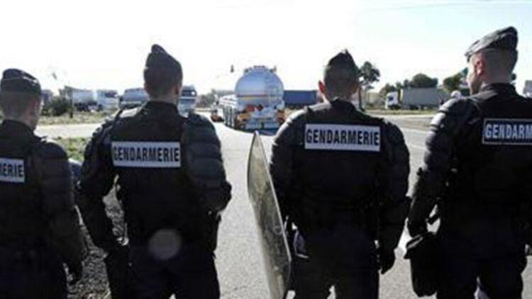 Le plan Epervier a été déclenché après la fuite de cambrioleurs qui ont tué un policier de la BAC, dans la nuit du 10 au 11 avril 2012. © REUTERS
