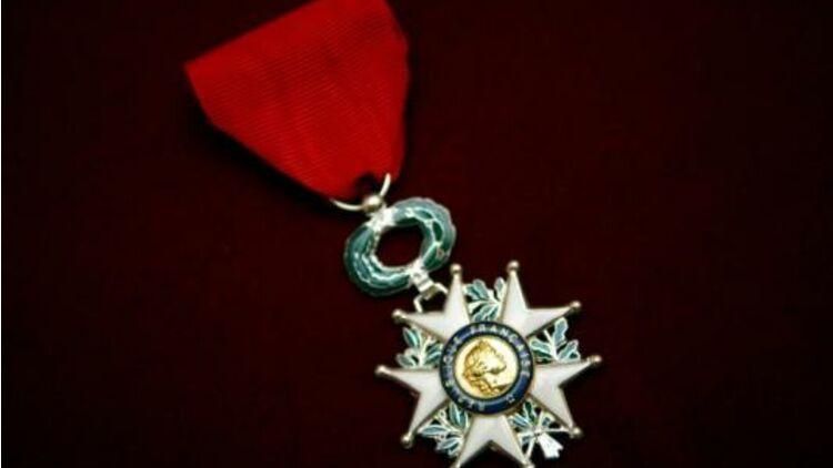 La Légion d'honneur, plus haute distinction française - Crédit : REUTERS